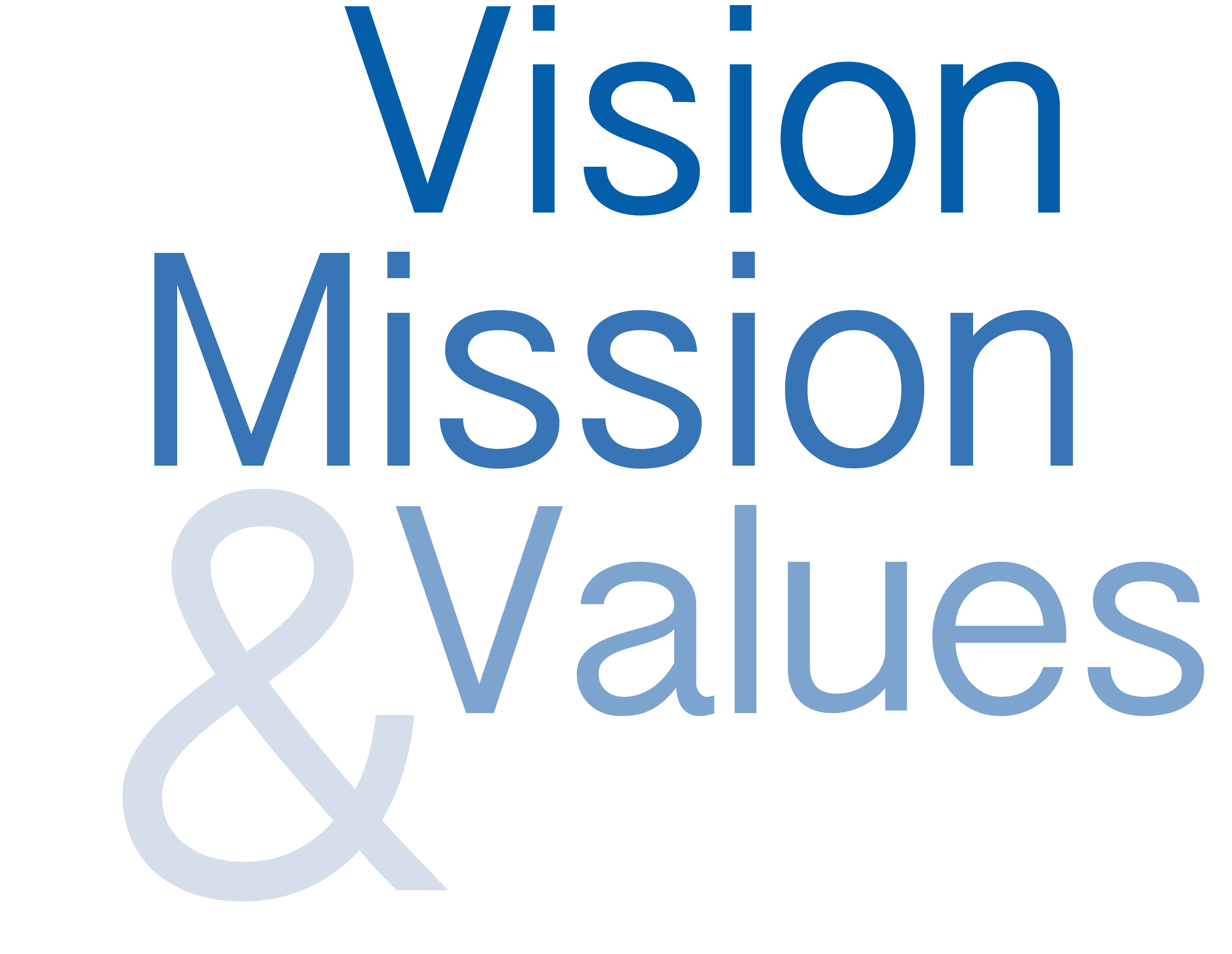 Values-Mission-Vision