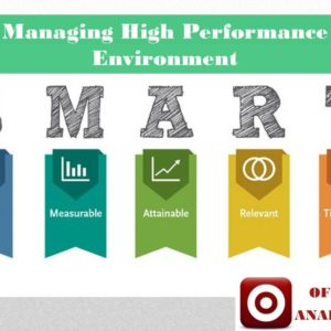 Managing High Performance Environment
